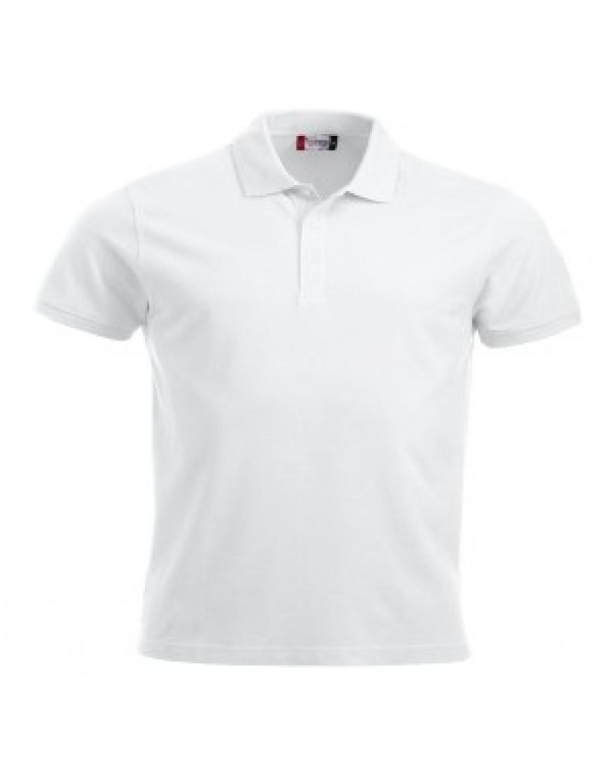 Polo krekls (klasisks - balts, pelēks, melns)