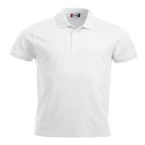 Polo krekls (LINCOLN - balts, pelēks, zils)