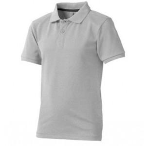 Polo krekls (Calgary - balts, bordo)