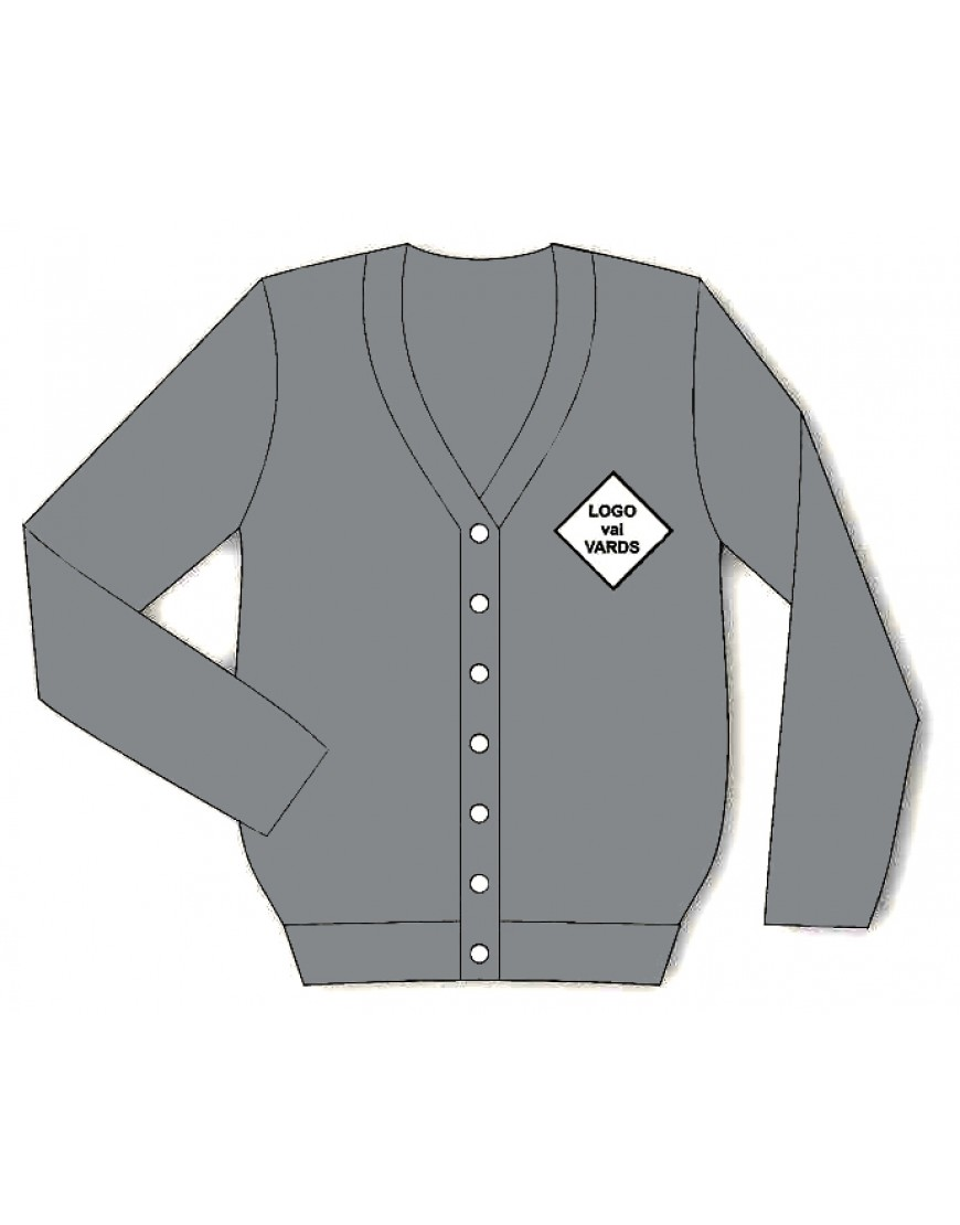 Pogājama jaka (vienkrāsaina)