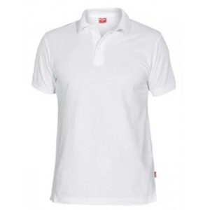 Polo krekls (balts, melns)