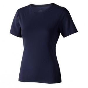 Sieviešu tops (zils, balts)