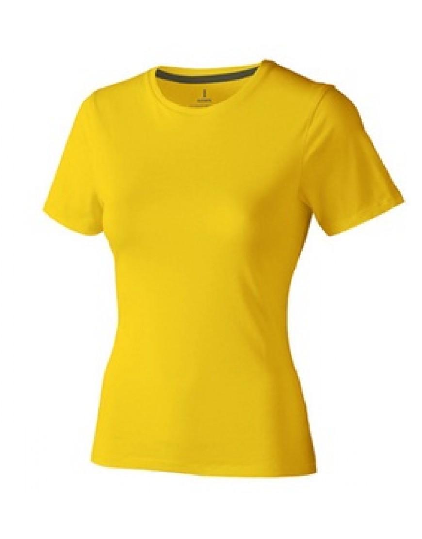 Sieviešu tops (dzeltens, balts, tumši zils)