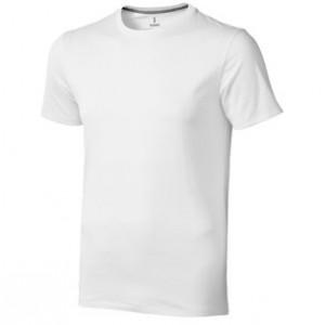 T-krekls (unisex - tumši zils, oranžs, balts)