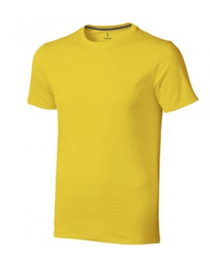 T-krekls (vīriešu - dzeltens, balts, tumši zils)